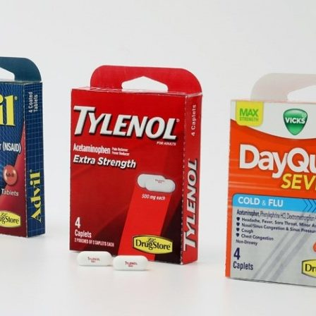 Image of pharmaceutical packaging